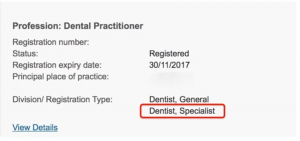 profession-dental-practitioner